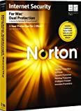 Norton Internet Security Dual Protection MAC 2010 - 1 User 2 Machine