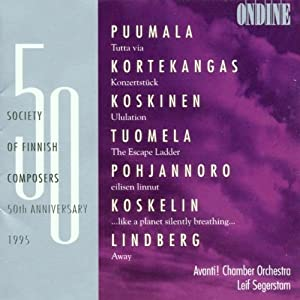 Society of Finnish Composers 50th Anniversary, Vol.2 [IMPORT]
