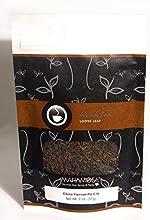 Mahamosa Pu-erh Puer Tea and Tea Infuser Set 2 oz China Yunnan Puerh Tea 1 Stainless Steel Tea Ball