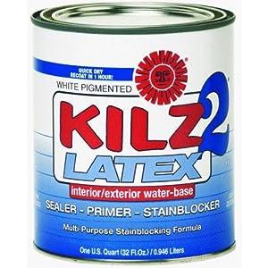 Masterchem 220002 Kilz2 1 Quart Original Low V.O.C. Primer