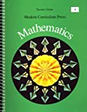 Modern Curriculum Press Mathematics, Level A