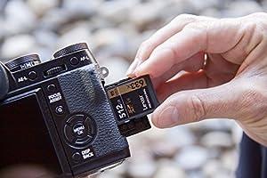 Lexar Professional 633x 32GB SDHC UHS-I Card w/Image Rescue 5 Software - LSD32GCB1NL633