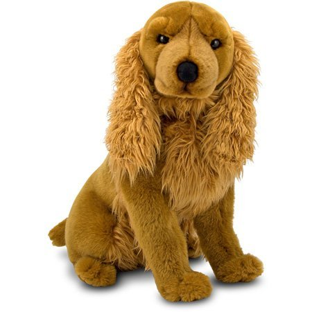 Melissa & Doug Cocker Spaniel - Plush