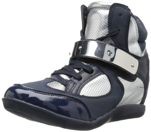 Wanted Shoes Women'S Cyclone Gladiator Shoe,Navy,10 M Us