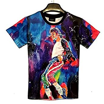 Legend Michael Jackson Shirt MJ Short Sleeve T Shirt