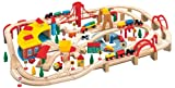 WOODEN TRAIN SET MEGA CITY
