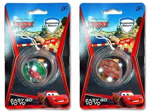 Disney Cars Easy Go Toy Yo-Yo - 1