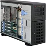 Supermicro 920 Watt 4U Server, Black (CSE-745TQ-920B)