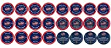Timothys ALL Coffee Flavored K-cup Sampler (24 Count, 6 Different Flavors)