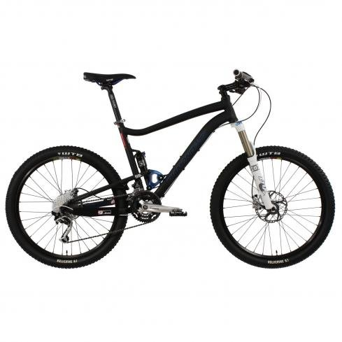 Diamondback Sortie 26-Inch Wheeled 3 Trail Full Suspension Mountain Bike (Black, X-Large/21-Inch)