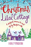 Christmas at Lilac Cottage: A perfect romance to curl up by the fire with (White Cliff Bay Book 1) (kindle edition)
