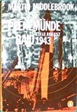 The Peenemunde Raid: The Night of 17-18 August, 1943 (0140107363) by Middlebrook, Martin