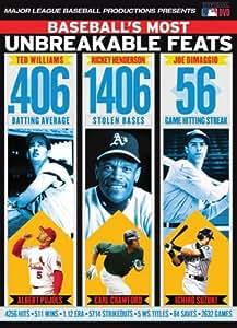 Baseball's Most Unbreakable Feats