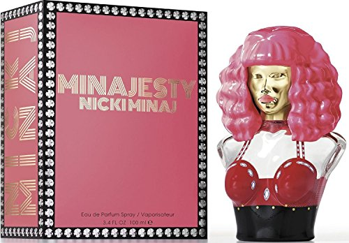 Nicki Minaj Minajesty, Eau de Parfum spray, 100 ml