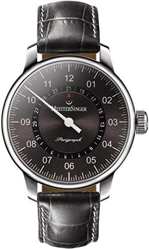 MeisterSinger Perigraph AM1007 Reloj Automático para hombres Diseño Clásico