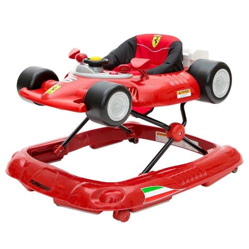 Ferrari F1 Baby Walker In Red Baby Shop