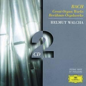 Bach : Grandes oeuvres pour orgue (Coffret 2 CD)