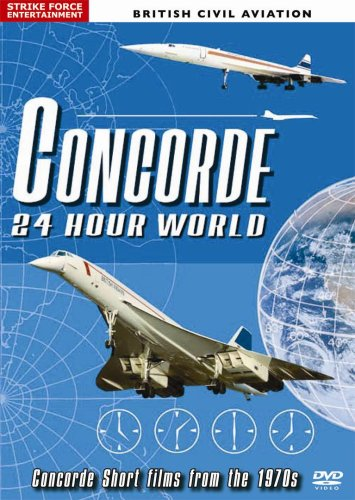 CONCORDE 24 HOUR WORLD (IMPORT) (DVD)