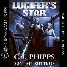 Lucifer's Star | Livre audio Auteur(s) : C. T. Phipps, Michael Suttkus Narrateur(s) : Eric Burns