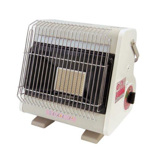 ニチネン(NITINEN) カセットボンベ式ガスヒーター ミセスヒート(屋内専用) KH-012