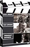 Image de Coffret Films cultes 3 DVD : Easy rider / Taxi driver / Midnight express