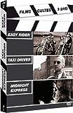echange, troc Coffret Films cultes 3 DVD : Easy rider / Taxi driver / Midnight express