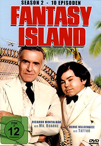 FANTASY ISLAND - Season 2 - 10 Episoden
