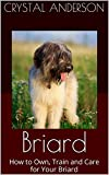 Briard: How to Own, Train and Care for Your Briard (English Edition)