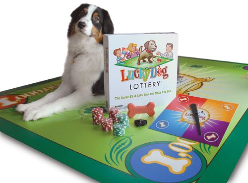 Lucky Dog Lottery 00300 Pet Game