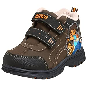 Diego Toddler Compass Boot