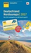 ADAC Camping Caravaning Führer Deutschland Nordeuropa 2017