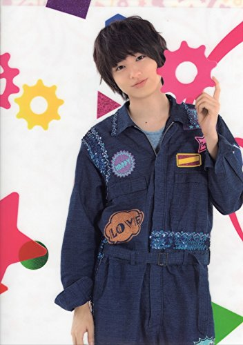Hey!Say!JUMP LIVE TOUR 2015 JUMPing CARnival 公式グッズ 伊野尾慧 クリアファイル