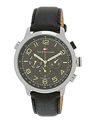 Tommy Hilfiger Designer Analog Black Dial Men's Watch - TH1790768