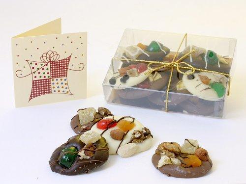 Handmade Chocolate Florentines 140g