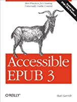 Accessible EPUB 3 Front Cover