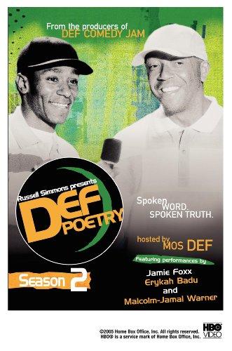 Def Poetry - Season 2