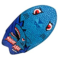 Raskullz Shark Attax Body Board, Blue from C-Preme Limited LLC