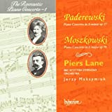 Piers Lane The Romantic Piano Concerto, Vol. 01 Moszkowski & Paderewski