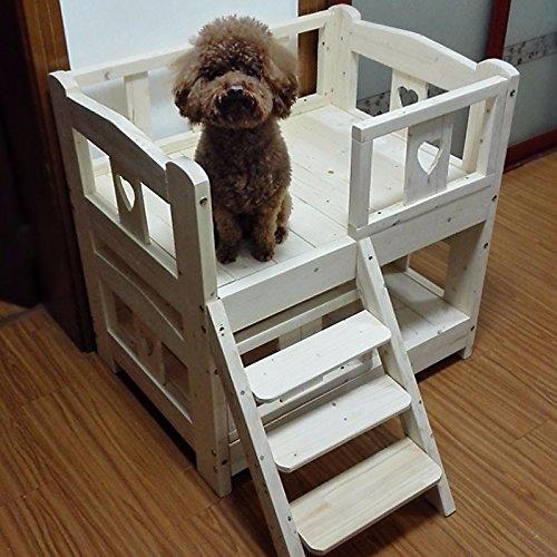 ean 7328563927446 lit pour chien chenil d 39 t en bois massif brut tedu animal double et lits. Black Bedroom Furniture Sets. Home Design Ideas