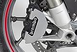 Ro-Moto フロントブレーキキャリパープロテクターシルバー BMW R1200GS LC(水冷 '13-) R1200GS Adventure LC(水冷 '14-) F800R ('15-), R1200R ('15-), R1200RS, R1200RT ('14-), RnineT, S1000XR