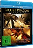 Image de 3d Fantasy Fire Dragon  Double Future [Blu-ray] [Import allemand]