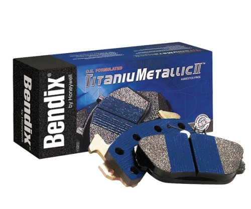 Bendix MKD840S Semi-Metallic Brake Pad Set