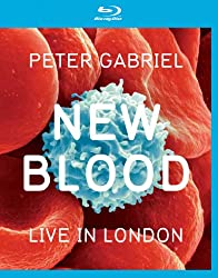 Peter Gabriel: New Blood - Live in London [Blu-ray]