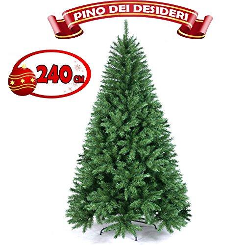 albero-di-natale-240cm-pino-dei-desideri-ecologico-base-a-croce-in-ferro-1315-rami-innesto-ad-uncino