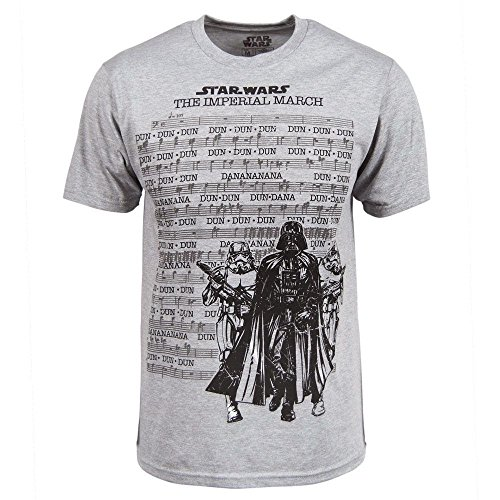 The Imperial March -- Star Wars T-Shirt, X-Large