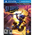 Sony Sly Cooper PlayStation Vita Game