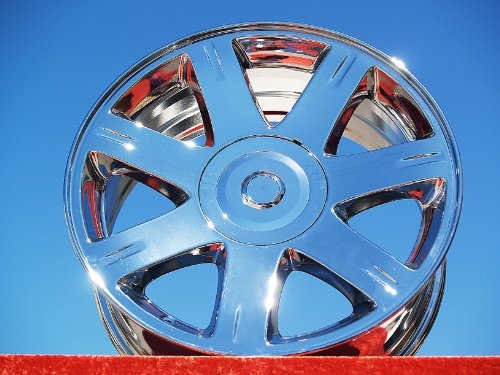 Chrysler 300: Set of 4 genuine factory 17inch