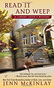 Read It and Weep (A Library Lover's Mystery) by Berkley