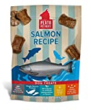 PLATO Dog Treats -- Natural Salmon -- Pet Treats, All-Natural, Non-GMO, No Artificial Flavors, or Preservatives, Made in the USA