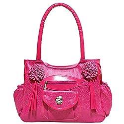 Frenchxd Lolita Tayler Handbag For Women (Pink)